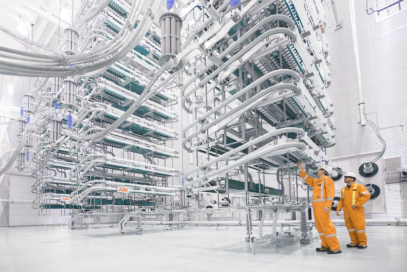 Abb Hvdc 2 Architectural Industrial Photographer