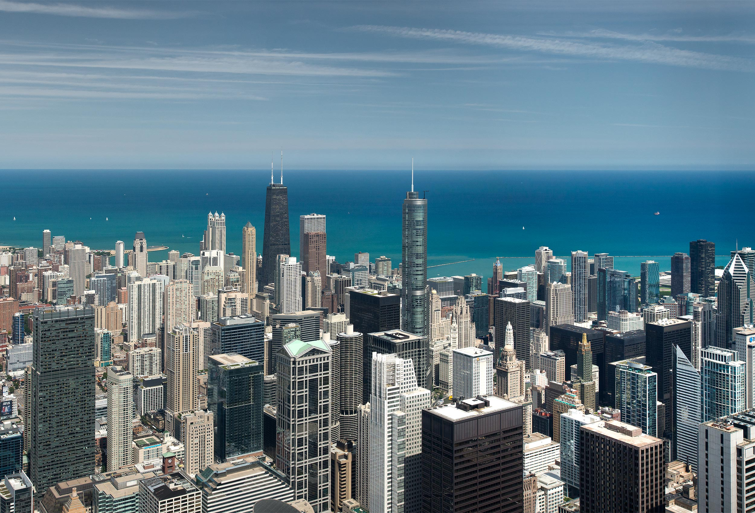 Chicago by cityscape photographer Kristopher Grunert