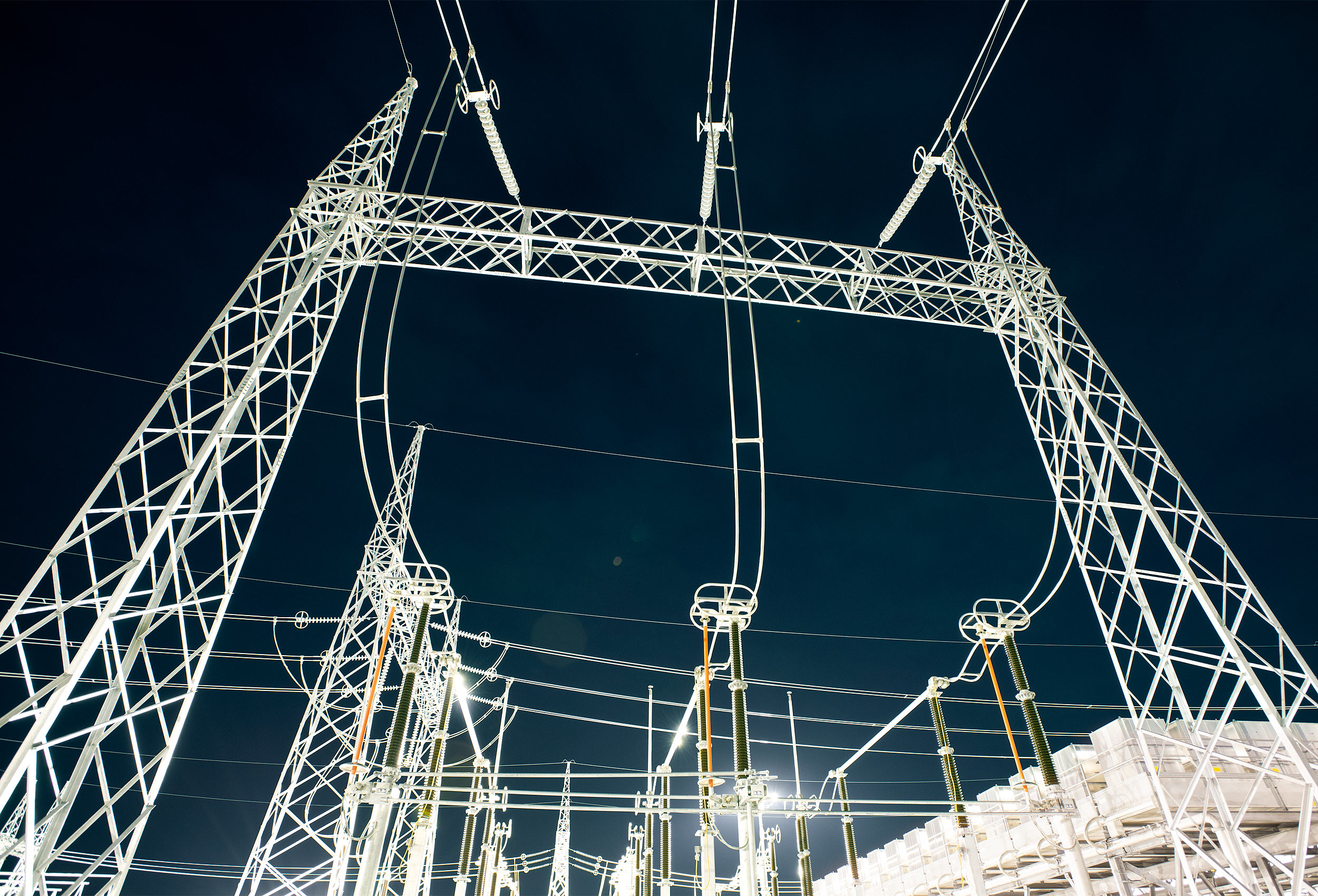 HVDC by corporate industrial photographer Kristopher Grunert