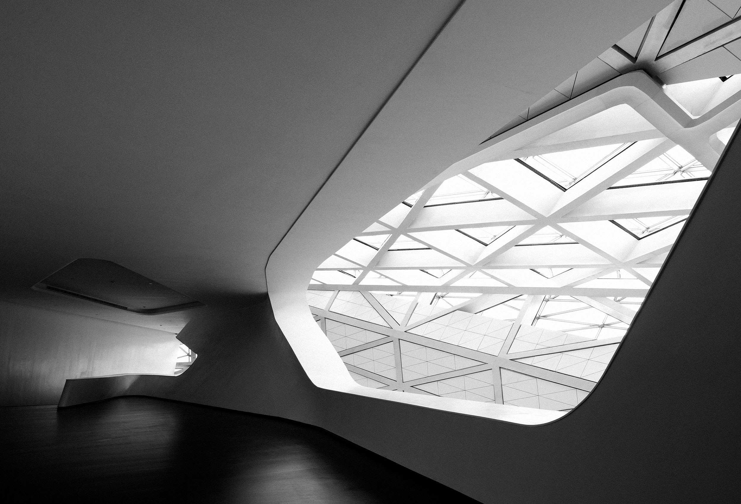 Guangzhou Opera House by architectural photographer Kristopher Grunert